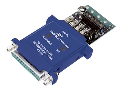 IMC RS-232 to RS-485 Converter with Surge Protection, 485CSP2, 16196212, Adapters & Port Converters