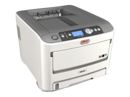 Oki C610cdn Digital Color Printer (Multilingual), 62446707, 25487329, Printers - Laser & LED (color)