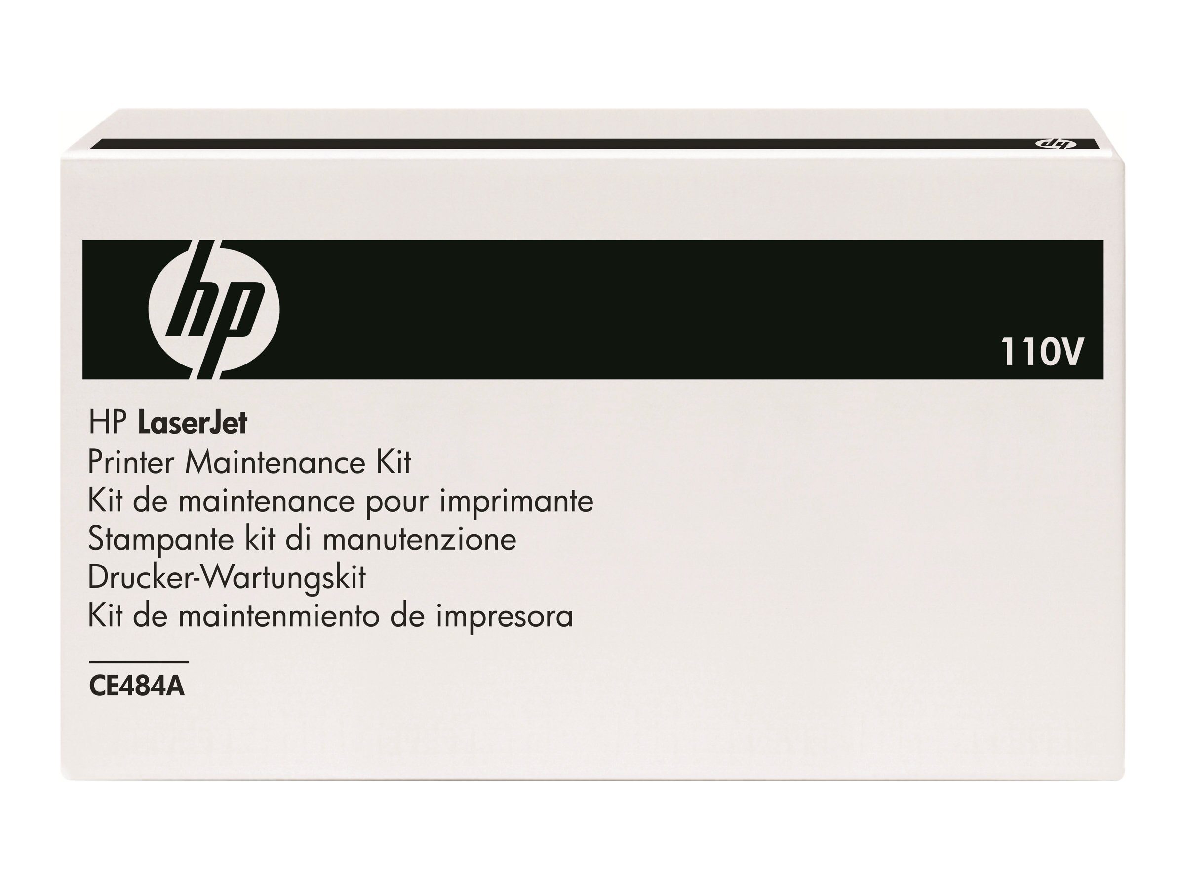 HP 110V Fuser Kit for HP Color LaserJet CP3520 Printer Series & HP Color LaserJet CM3530 MFP Series