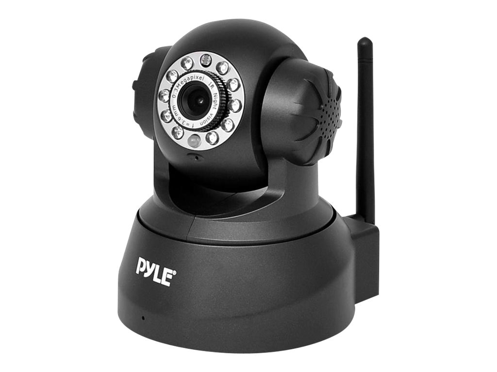 Pyle IP Camera Surveillance Security Monitor with WiFi, PIPCAM5