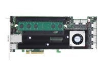 Areca Technology Dual Core SAS 6Gb s Low Profile RAID Card Support for (24) Internal & (4) External Ports