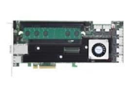 Areca Technology Dual Core SAS 6Gb s Low Profile RAID Card Support for (24) Internal & (4) External Ports, ARC-1882IX-24, 13355581, RAID Controllers