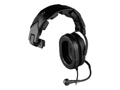 Bosch Security Systems HR1 Single-Sided Full Cushion Medium Weight Noise Reduction Headset