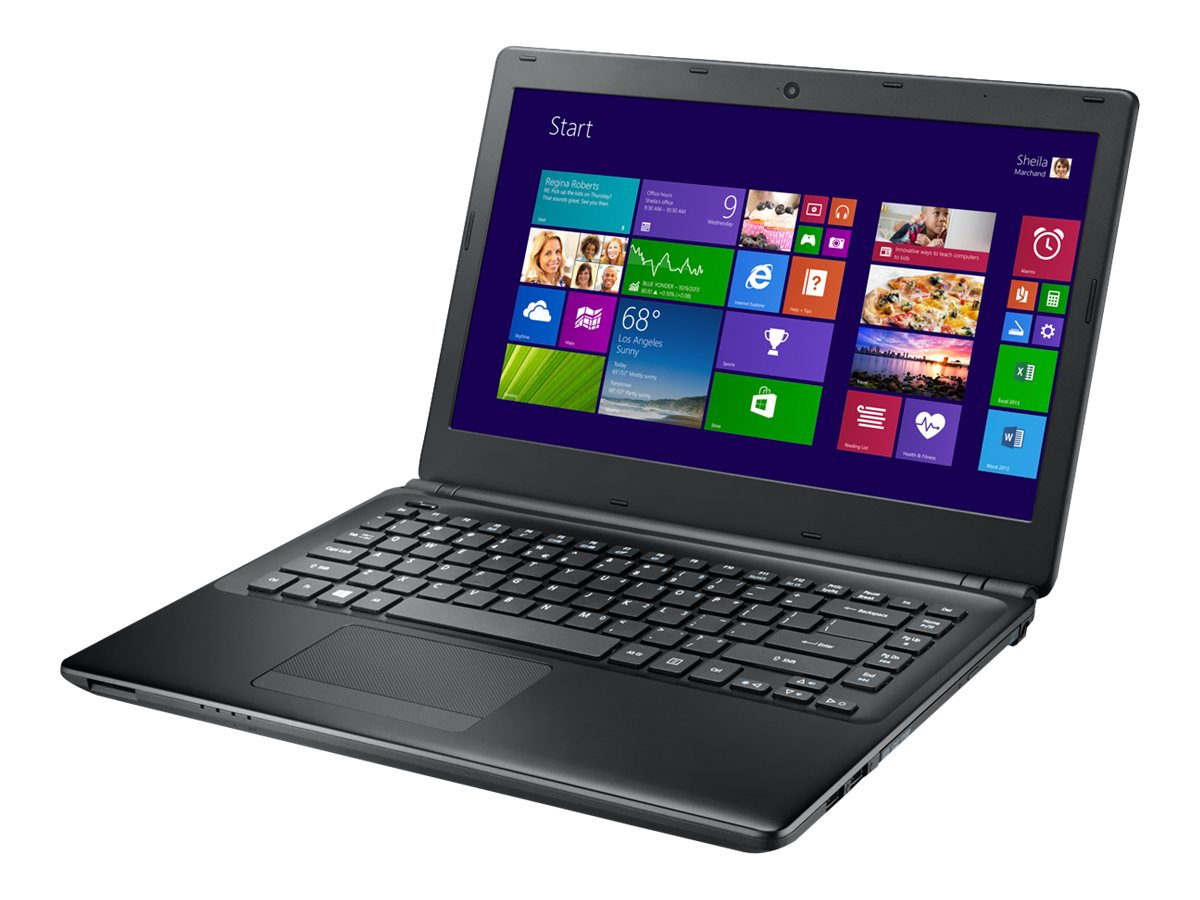 Acer TravelMate P245-M-3890 1.7GHz Core i3 14in display