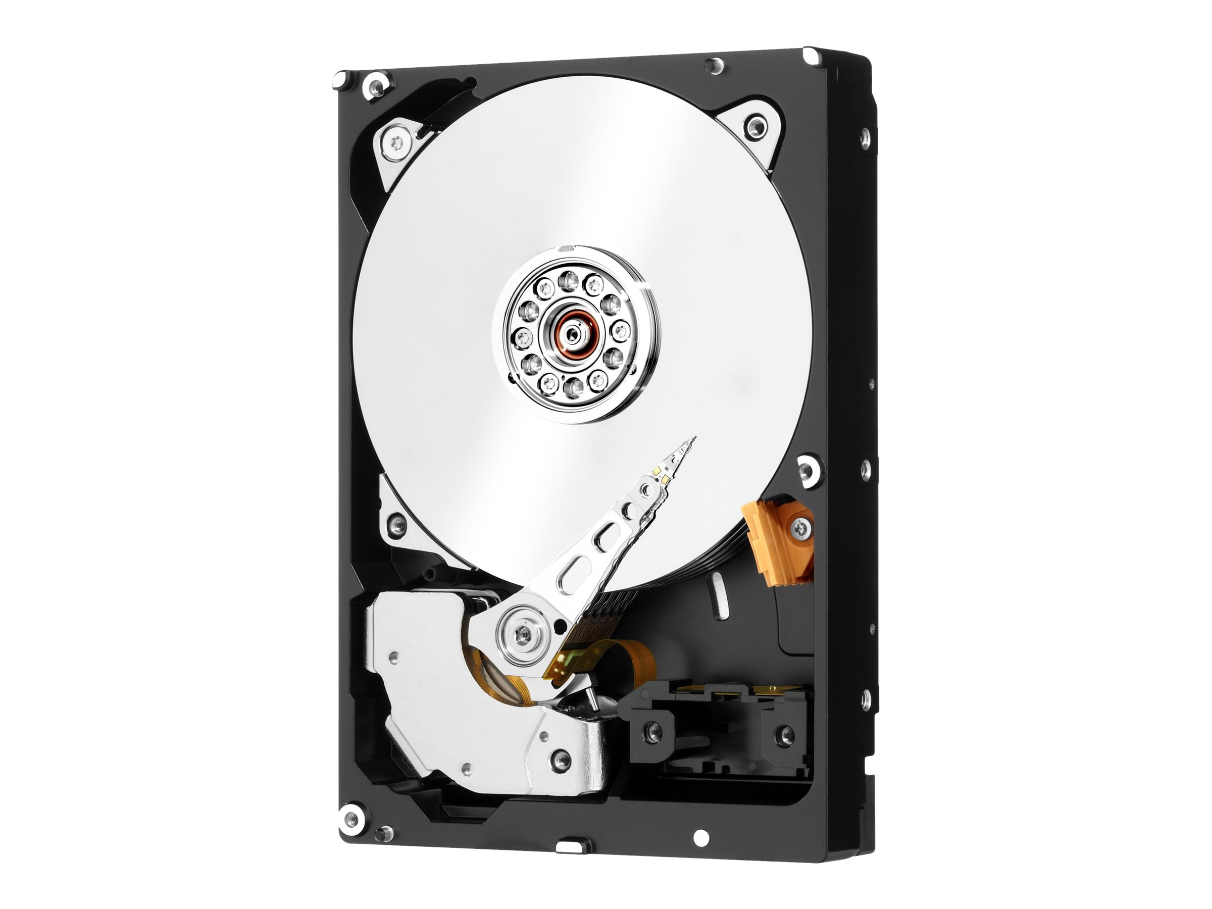 WD 3TB WD Red Pro SATA 6Gb s 3.5 Internal Hard Drive, WD3001FFSX, 17590271, Hard Drives - Internal