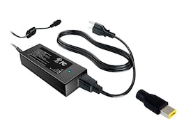BTI AC Adapter Universal Lenovo Yoga 11 Edge E431 E531 ES431 20V 3.25A 65W, AC-2065134, 17780373, AC Power Adapters (external)
