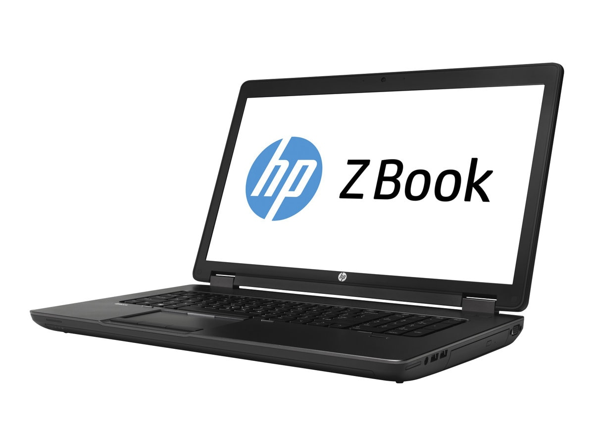HP ZBook 17 Core i7-6820HQ 32GB 500GB BT 17.3, W2A26US#ABA, 31660600, Workstations - Mobile