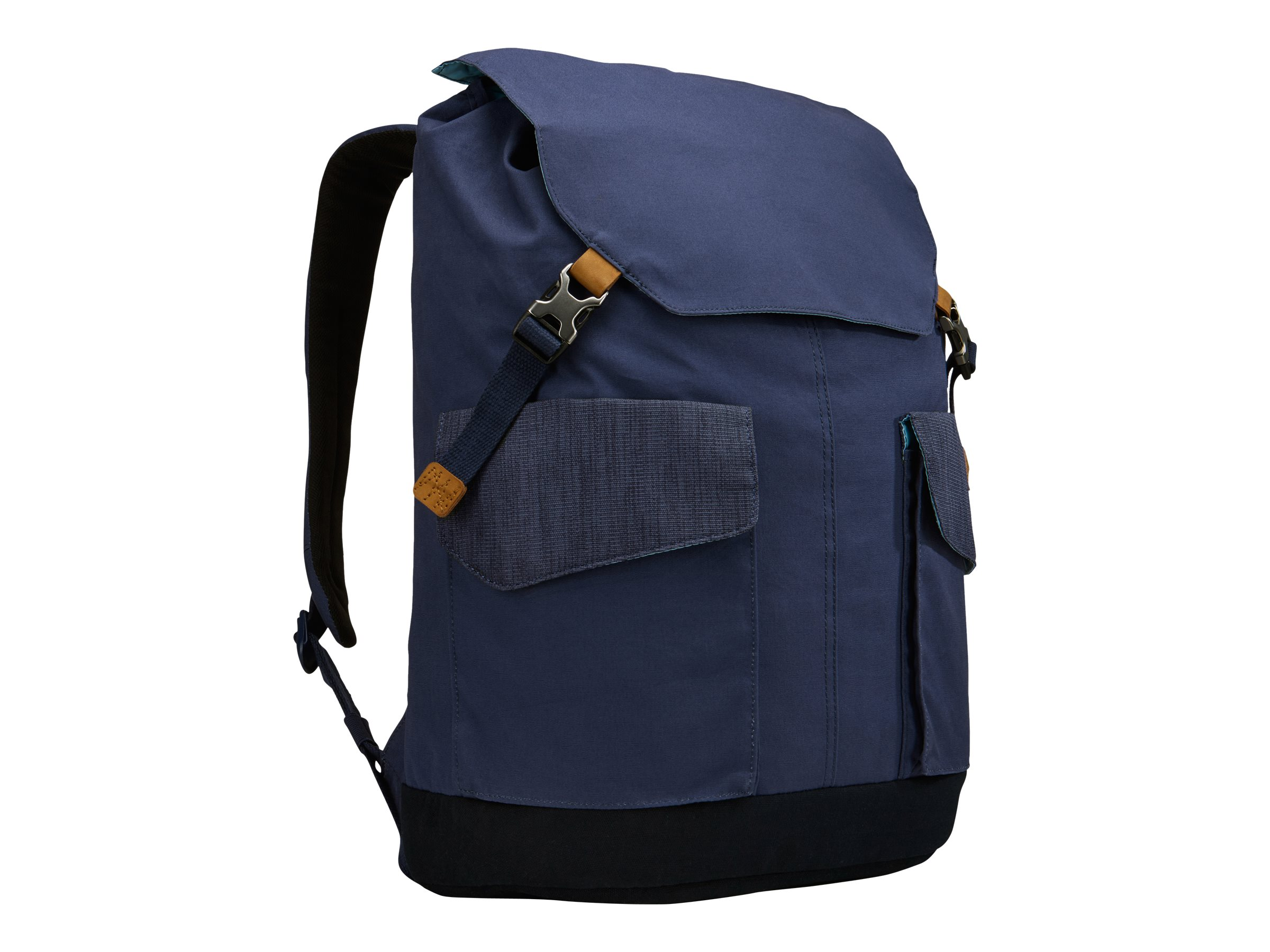 Case Logic LoDo Large Backpack, Blue, LODP115BLUE, 30640156, Carrying Cases - Notebook