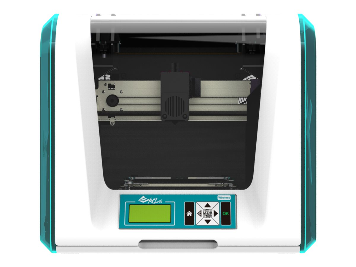XYZprinting DaVinci Jr. 1.0 Wifi 3D Printer, 3F1JWXUS00B
