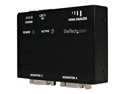 StarTech.com VGA Video Extender Remote Receiver over Cat 5