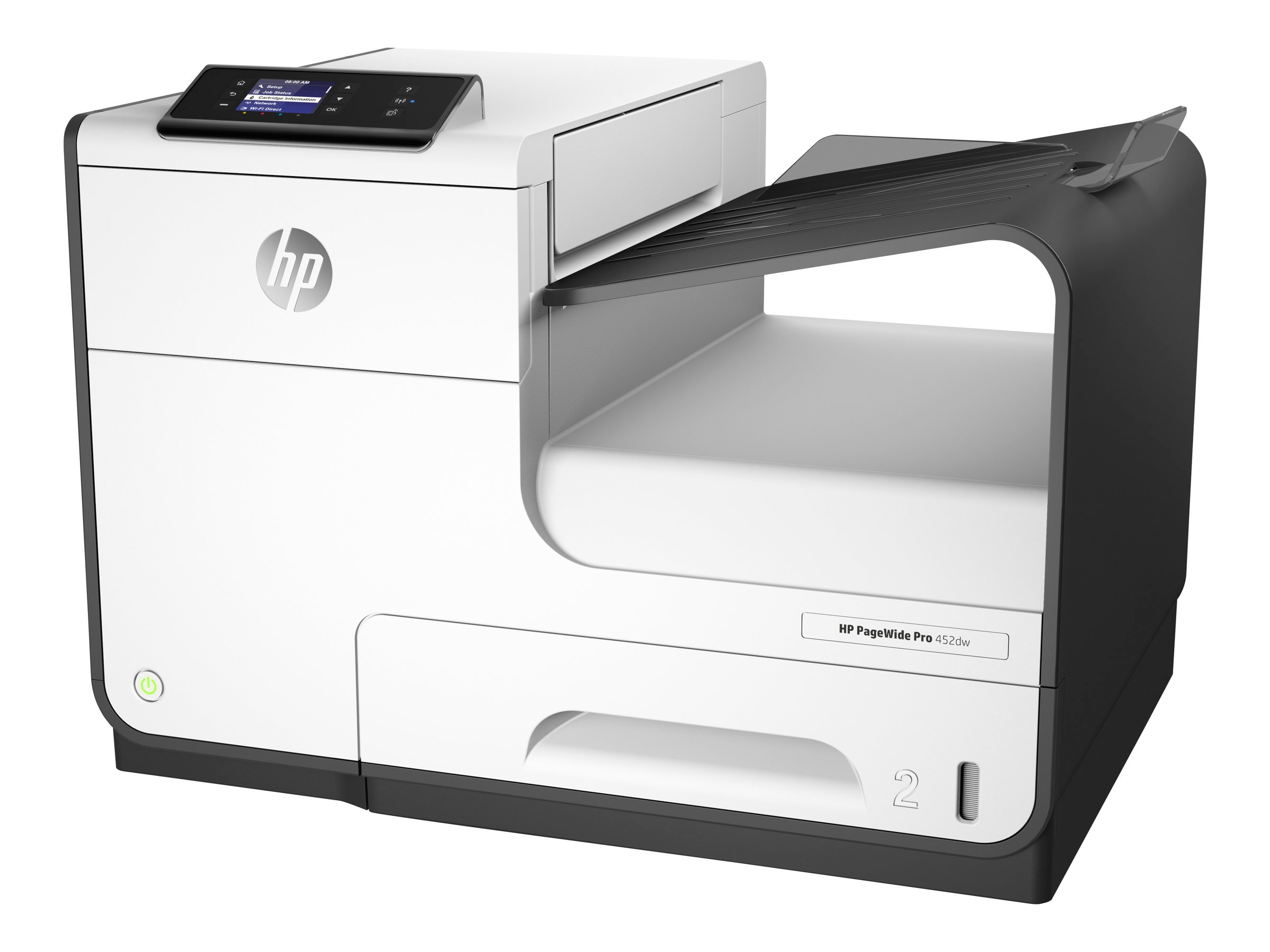 HP PageWide Pro 452dw Printer, D3Q16A#B1H