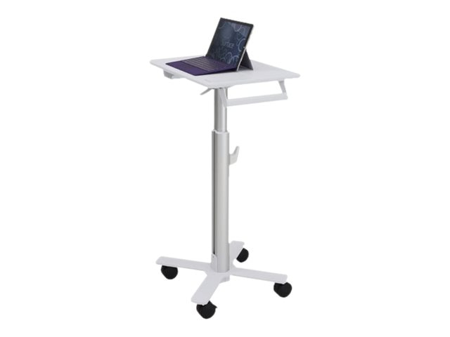 Ergotron StyleView SV10 S-Tablet Cart for Microsoft Surface, SV10-1800-0, 30600023, Computer Carts