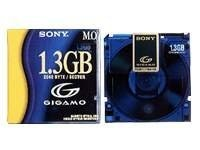 Sony 1.3GB 3.5 2048 S RW Optical Disc, EDMG13C, 15310221, Magneto-Optical Cartridges