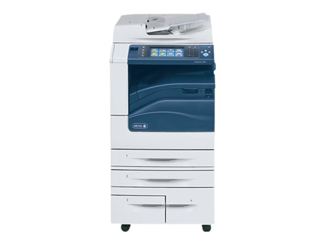 Xerox WorkCentre 7855 PTXF2 MFP, 7855/PTXF2, 16208877, MultiFunction - Laser (color)