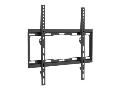 Manhattan Universal Flat-Panel TV Low-Profile Wall Mount for 32-55 Displays, Black