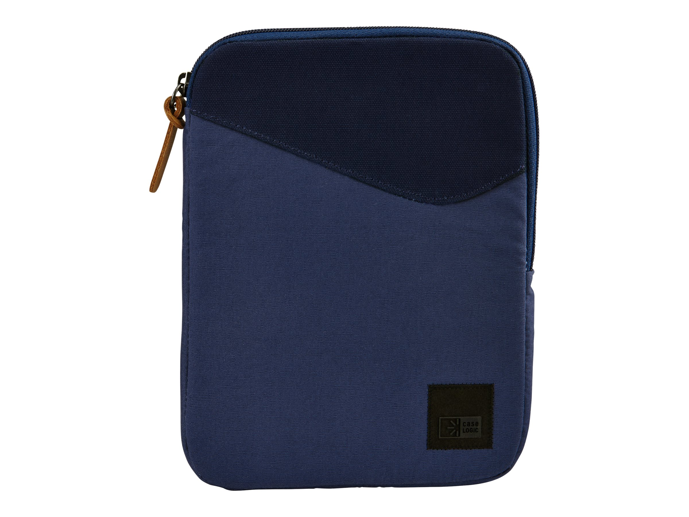 Case Logic LoDo 8 Laptop Sleeve, Blue, LODS108BLUE, 30639331, Carrying Cases - Notebook