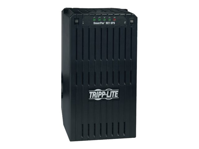 Tripp Lite 2200VA UPS Smart Pro Network Tower Line-Interactive (6) Outlet, SMART2200NET