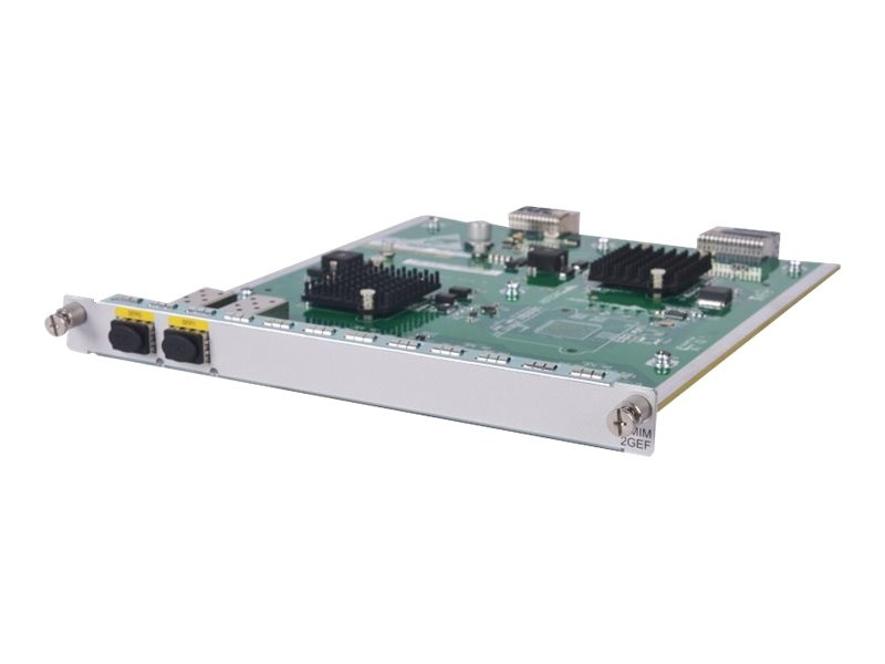 HPE MSR 2-port 1000BASE-X HMIM Module