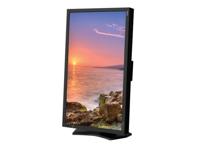 NEC 23 P232W-BK LED-LCD Full HD Monitor, Black, P232W-BK