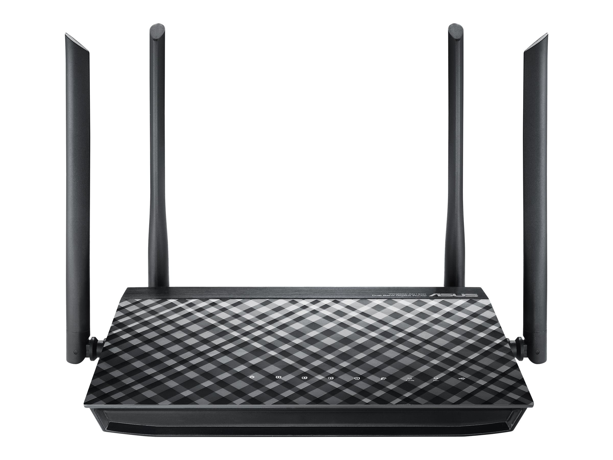 Asus AC1200 Dual Band Wireless Router, RT-AC1200
