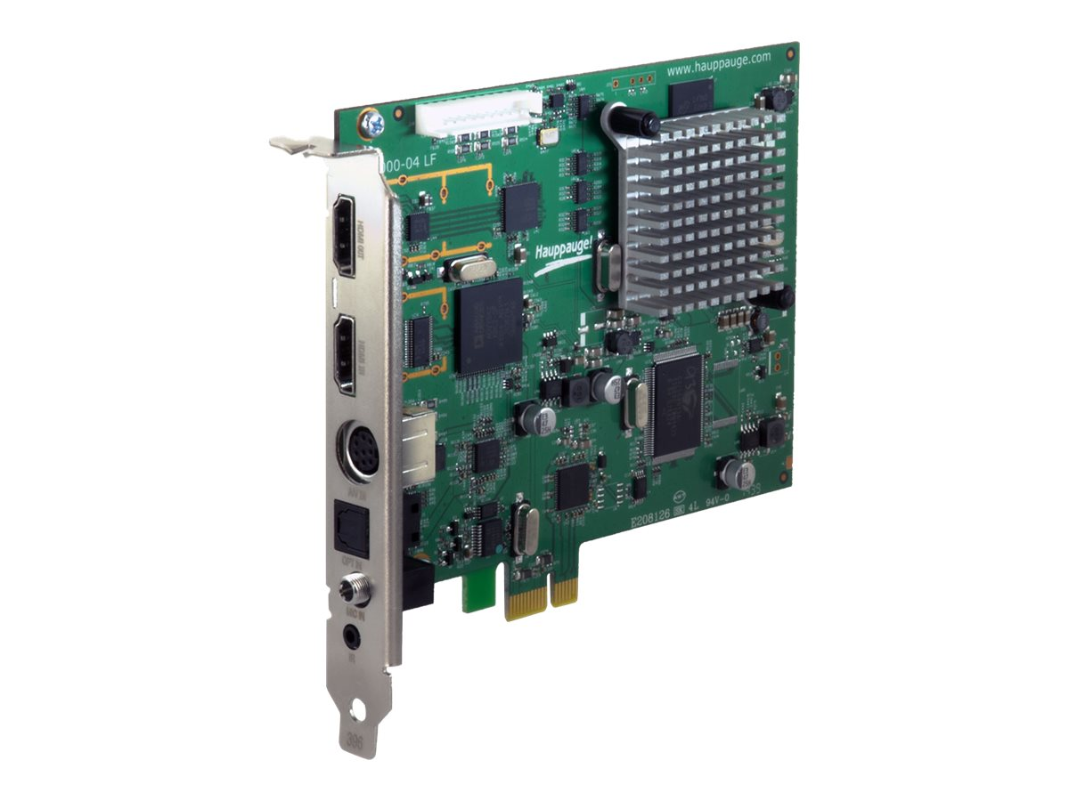 Hauppage Colossus 2 PCIe HD PVR 2 Card, 01577