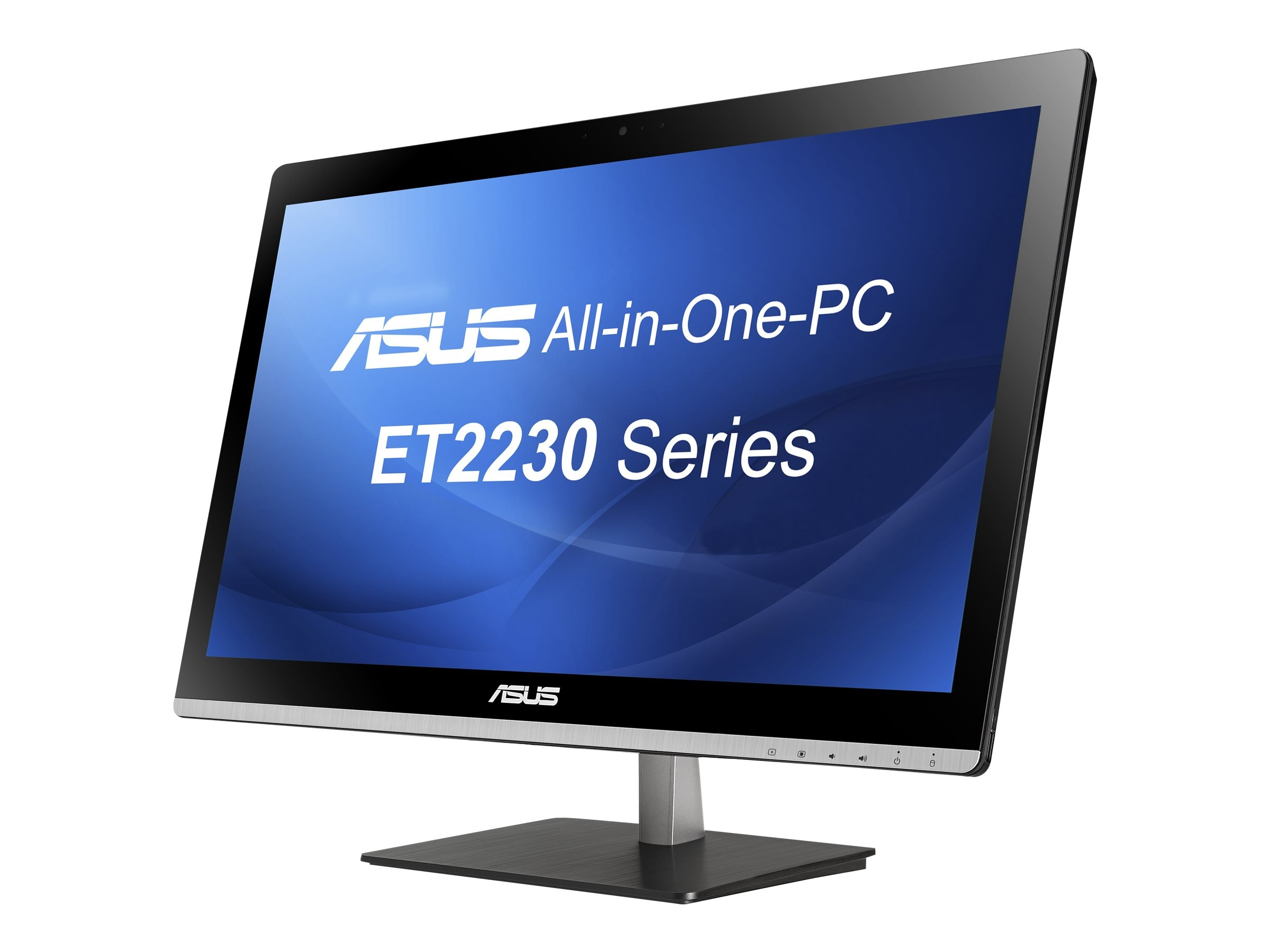 Asus ET2230IUT-C1 AIO Pentium G3240T 2.9GHz 4GB 1TB IntelHD DVD-RW ac BT WC 21.5 FHD MT W8.164, ET2230IUT-C1, 17950133, Desktops - All-in-One