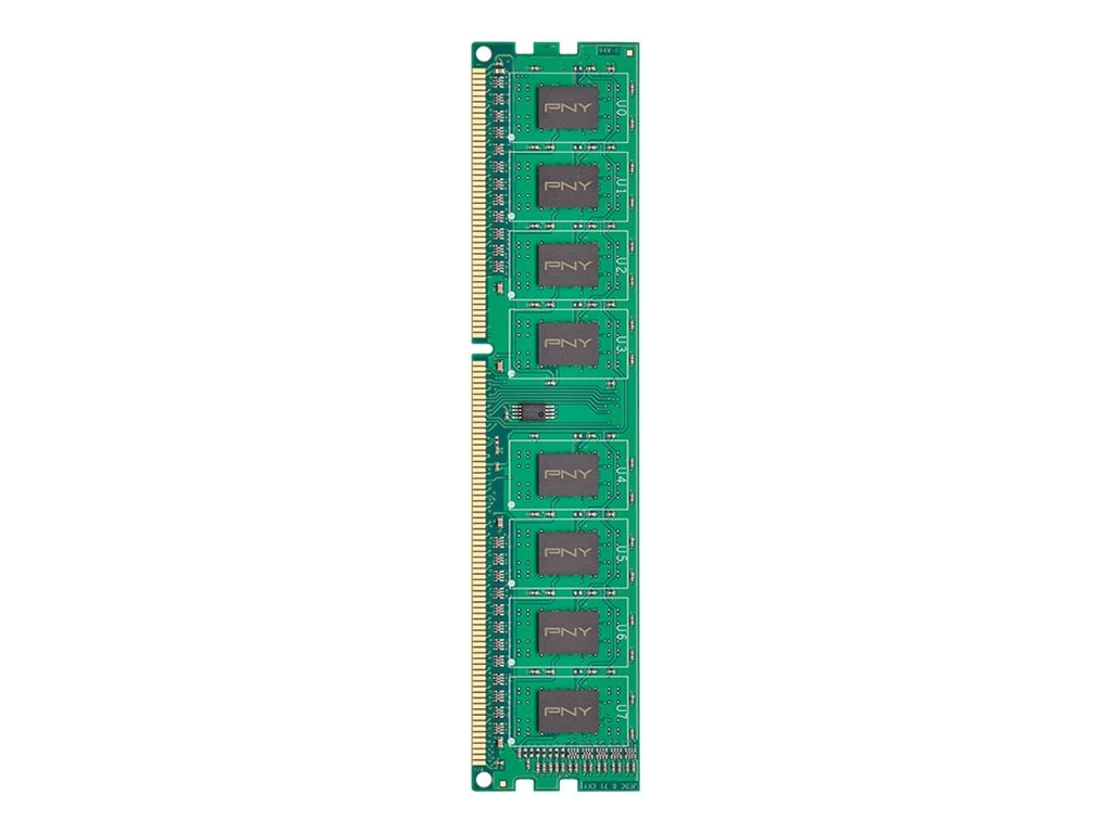 PNY 2GB PC3-10666 240-pin DDR3 SDRAM DIMM