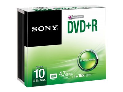 Sony 10DPR47SS Image 1
