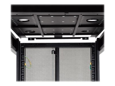 Tripp Lite SmartRack WIDE Premium Enclosure, 48U, Doors Side Panels, SR48UBWD
