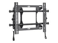 Chief Manufacturing Medium FUSION Tilt Wall Mount for 26-47 Displays, Black