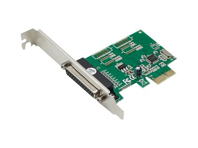 ACP-EP 4-port USB 3.0 Serial Card Controller PCIe x1 Serial HBA w Breakout Cable