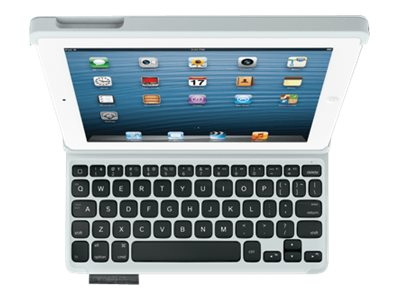 Logitech Keyboard Folio for iPad 2, iPad 3rd & 4th Generation, Carbon Black, 920-005460
