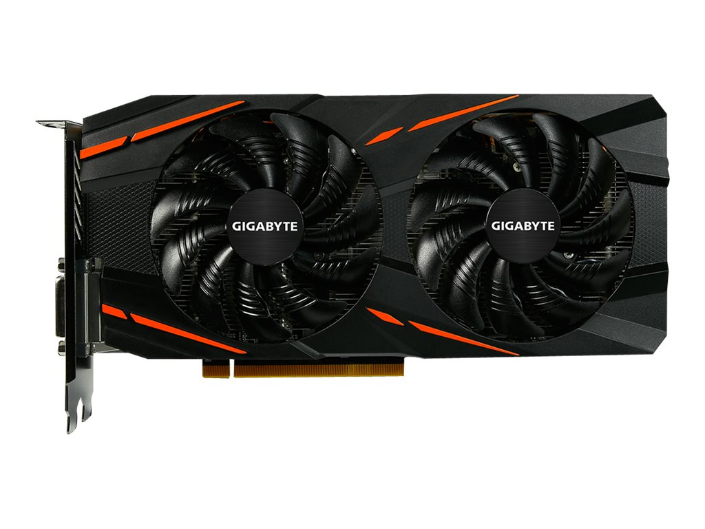 Gigabyte Tech Radeon RX 480 PCIe 3.0 x16 Graphics Card, 8GB GDDR5