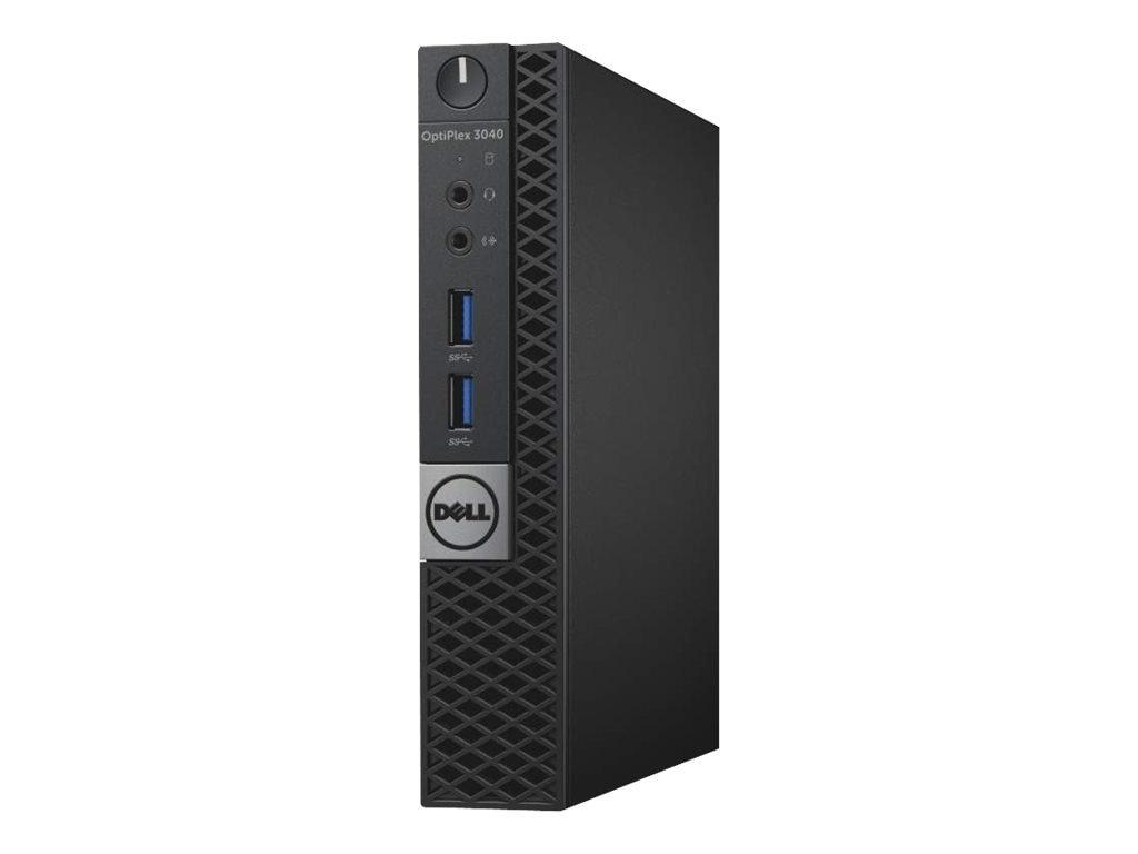 Dell OptiPlex 3040 2.9GHz Pentium 4GB RAM 500GB hard drive, XPWC6, 30988849, Desktops