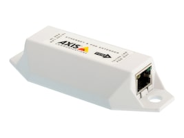 Axis T8129 PoE Extender, 5025-281, 14553870, PoE Accessories