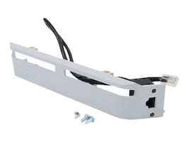 Ergotron SV Ethernet Side Cover for LCD carts, 97-855, 18227465, Charging Stations