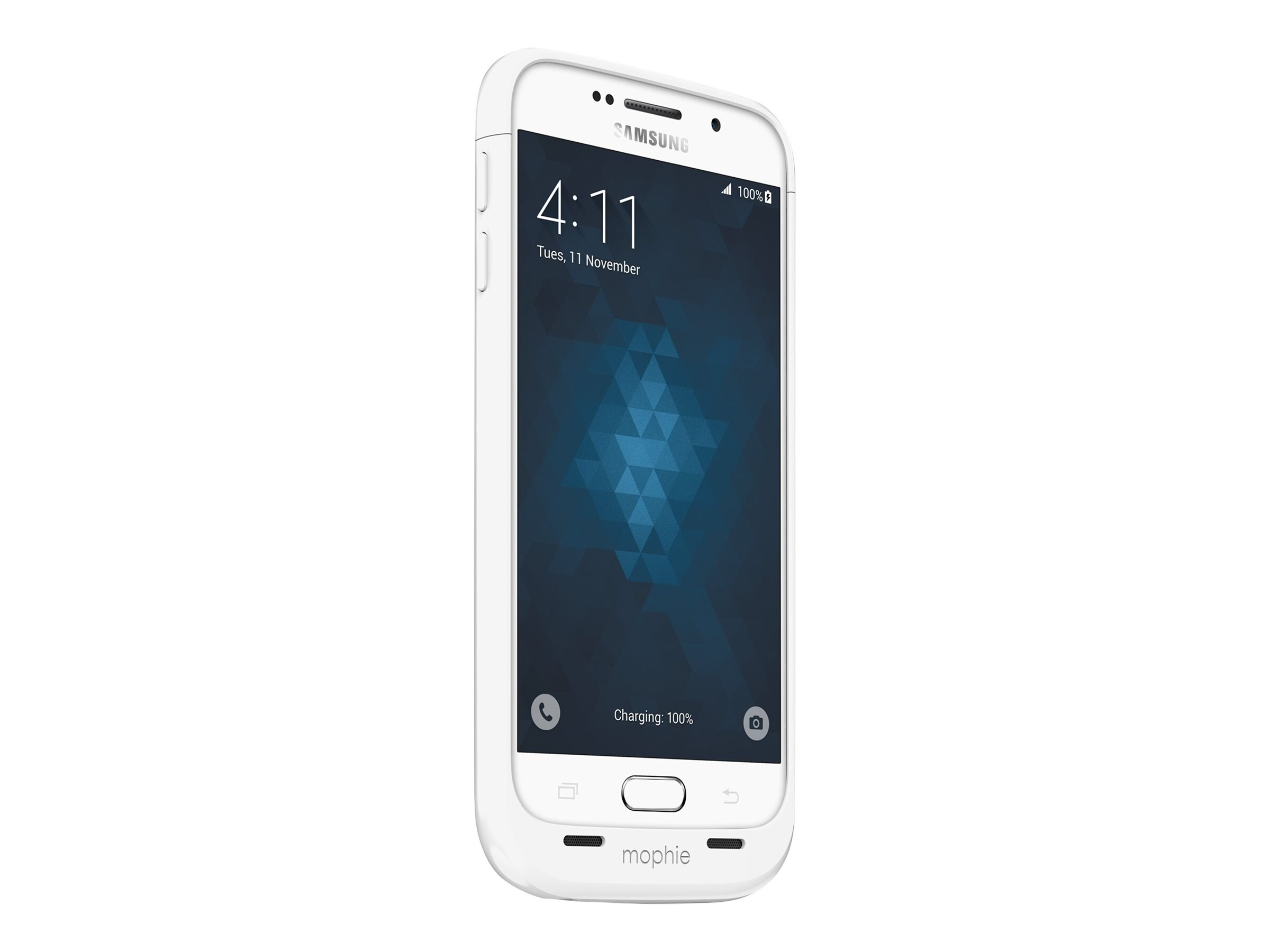 Juice Pack 3300mAh Battery for Galaxy S6, White