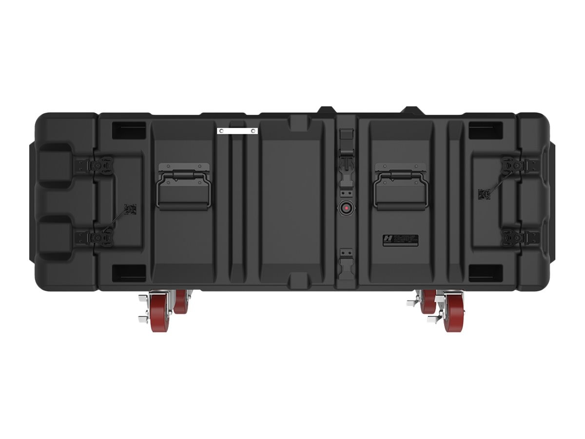 Pelican Hardigg Classic V-Series Rack Mount 4U Case, Black