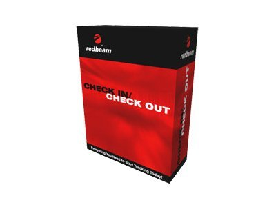 Redbeam Check In-Check Out Software (Mobile Edition - 5 User), RB-MCO-5