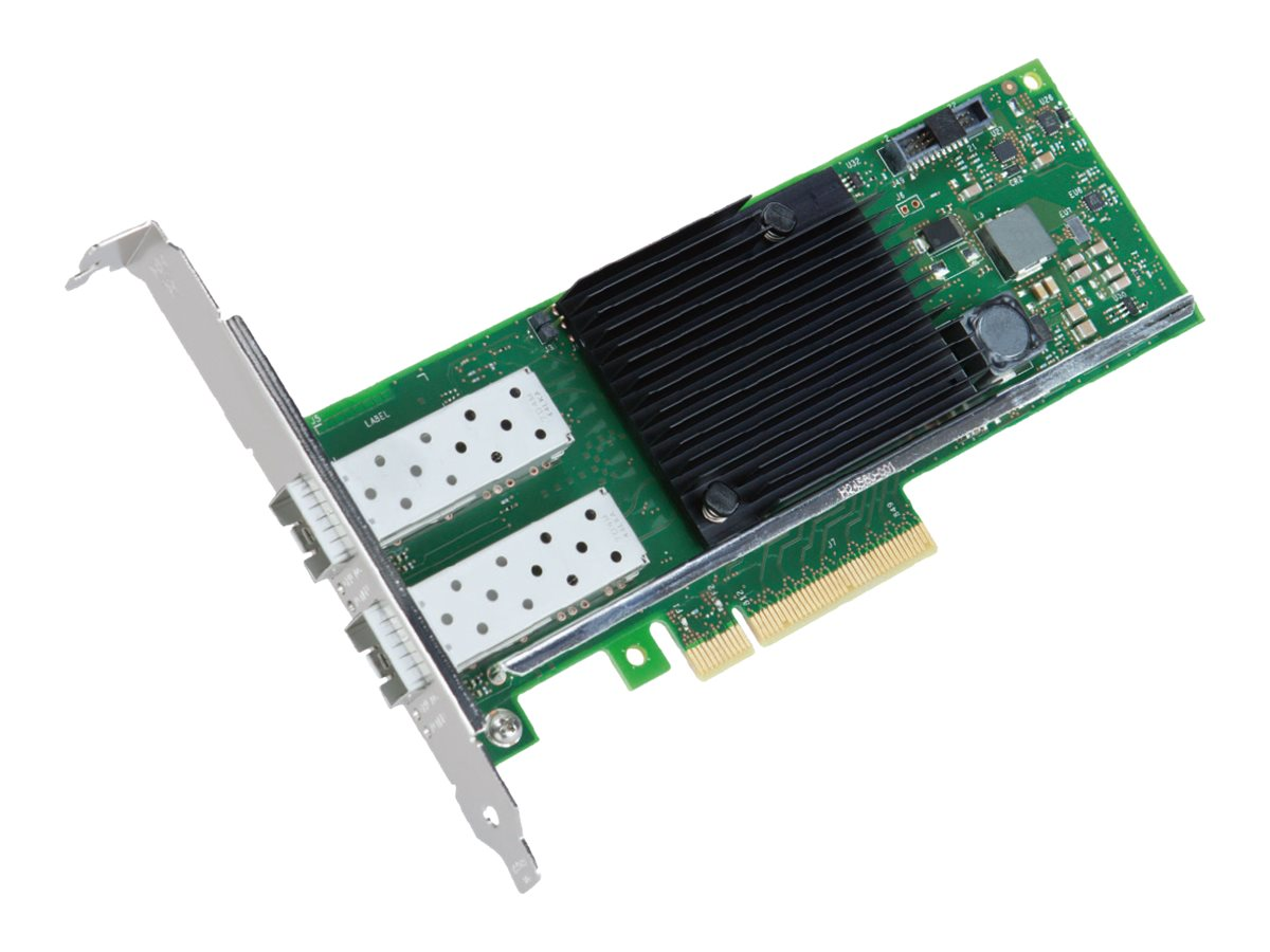 Intel Ethernet Converged Network Adapter, X710DA2BLK