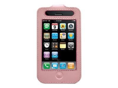 Belkin iPhone Sleeve Case, F8Z331TTPNK, 11298324, Protective & Dust Covers
