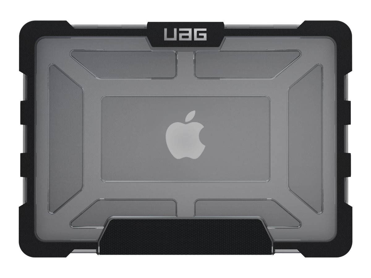 Urban Armor Case for 13 MacBook Air w  Retina Display, Ash Black, UAG-MBA13-A1466-ASH