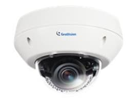 Geovision 3MP H.264 Super Low Lux WDR Pro IR Vandal Proof IP Dome with 3-9mm Lens, 120-EVD3100-000, 32835264, Cameras - Security