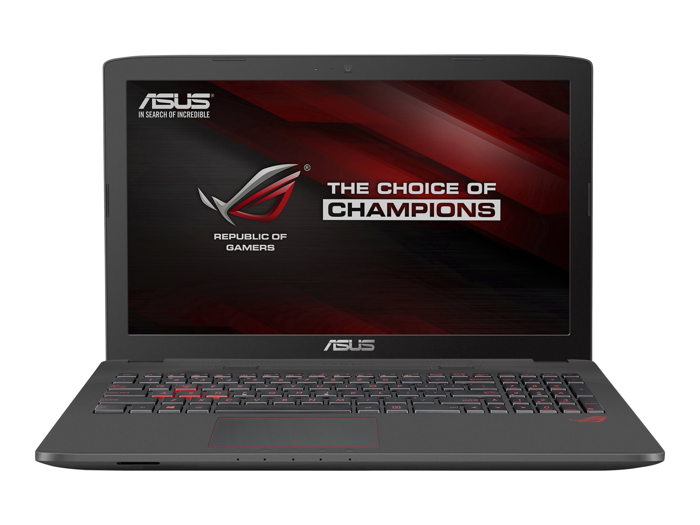 Asus GL752VW-DH74 Image 2