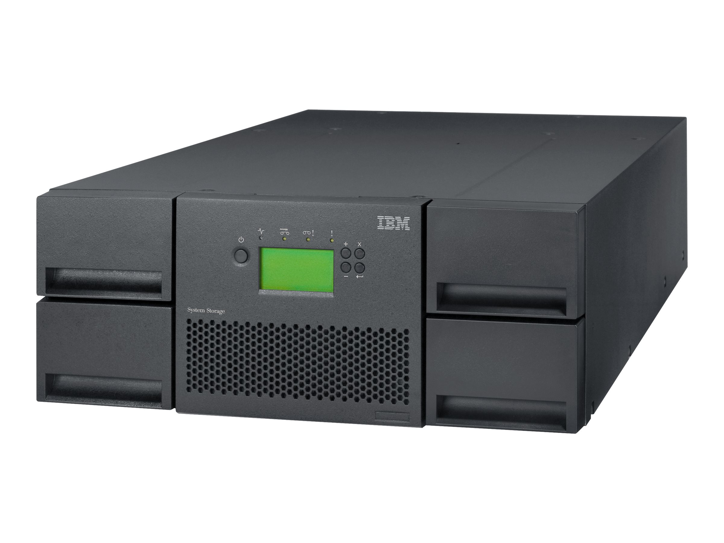 Lenovo TS3200 Model L4U Tape Library, 61734UL