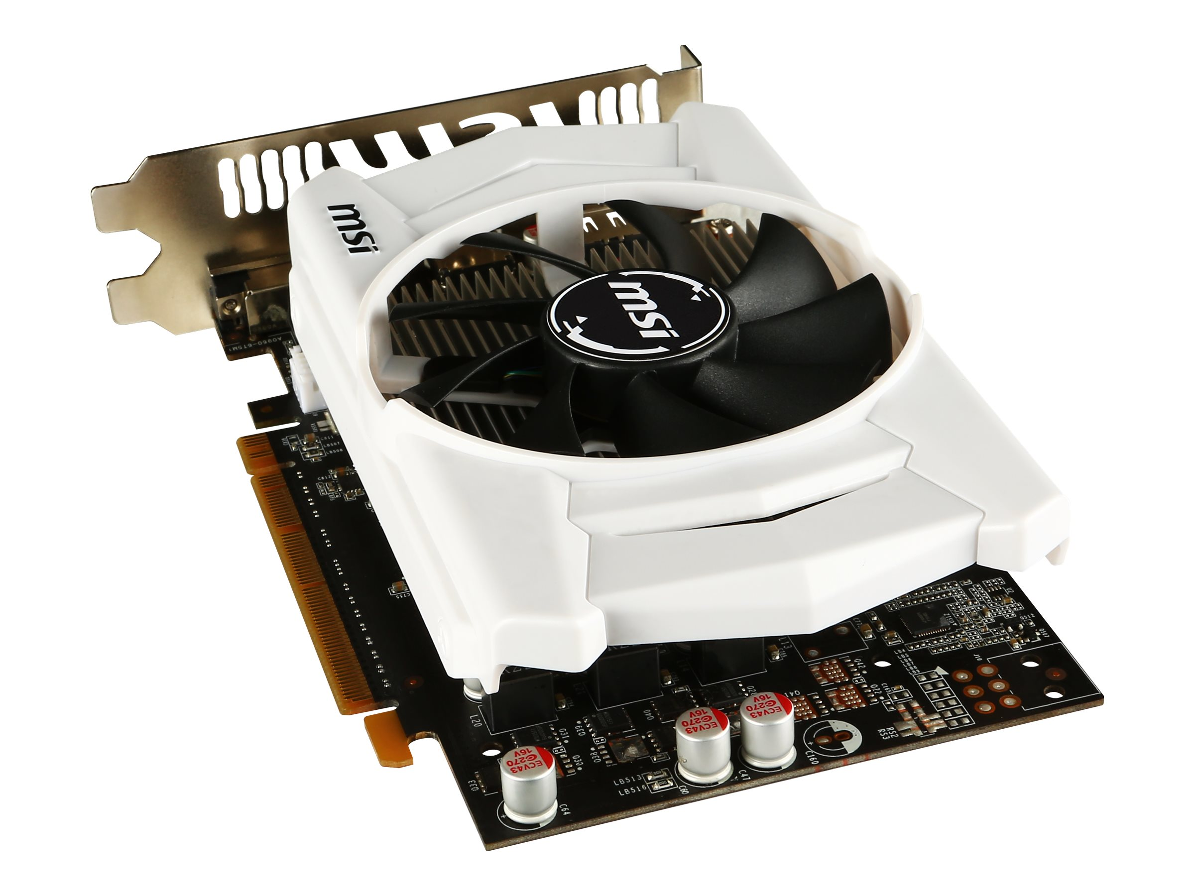 Microstar GeForce GTX 950 PCIe 3.0 x16 Graphics Card, 2GB GDDR5