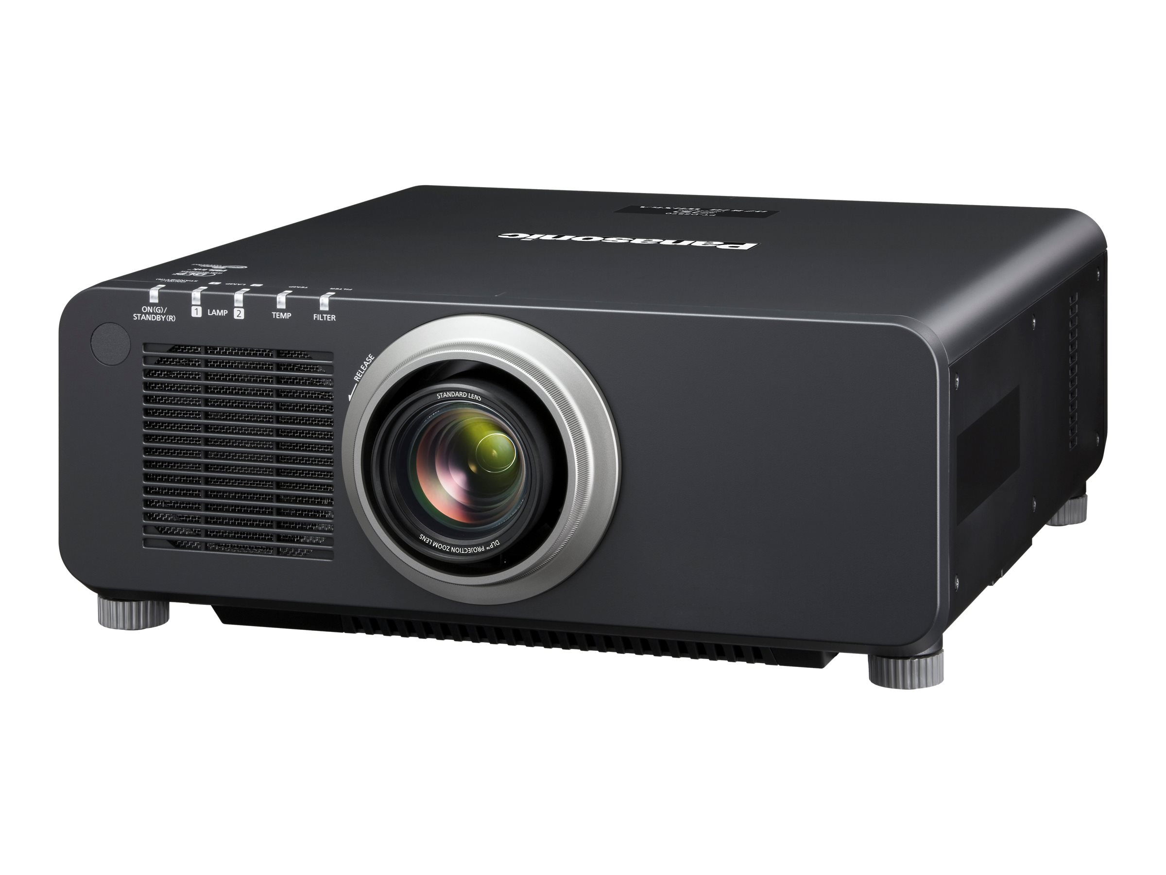 Panasonic PT-DZ870UK WUXGA DLP Projector, 8500 Lumens, PT-DZ870UK, 15950341, Projectors