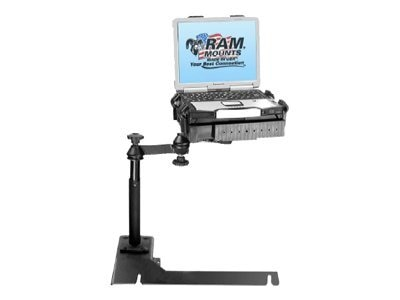 Ram Mounts No-Drill Laptop Mount for Chevrolet Impala, RAM-VB-111-SW1