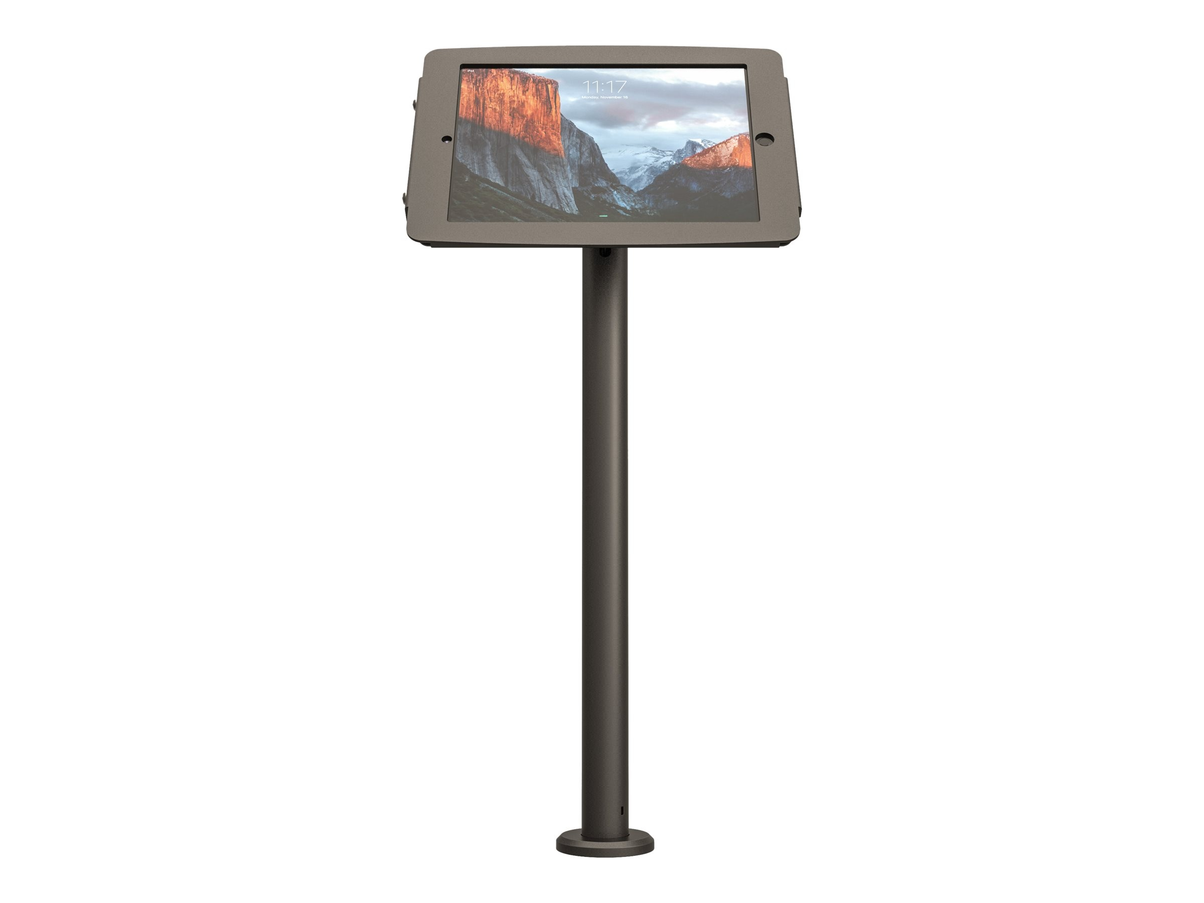 Compulocks Rise for iPad Pro Kiosk Stand 60cm, Black