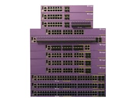 Extreme Networks X440-G2 48-Port GbE PoE+ Switch w 4xGbE SFP, 16535, 33173961, Network Switches